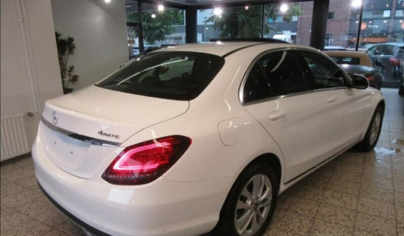 Mercedes-Benz C 200 4Ma Avantgarde EQ ممتلئ