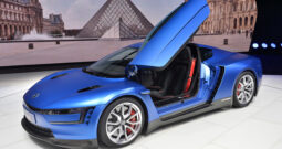 vw-xl-sport-concept, Good Condition, Navi